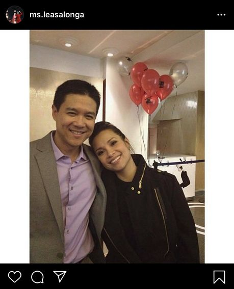Meet the loving husband of Lea Salonga for 16 years