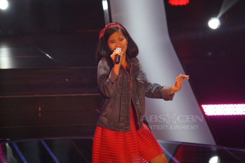 Day 5 of Blind Auditions