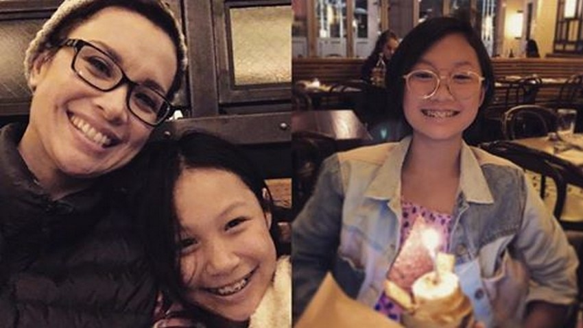 Adorable moments of Lea Salonga with her daughter Nicole