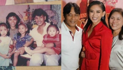 LOOK: Rare Photos of Sarah Geronimo with her picture-perfect family
