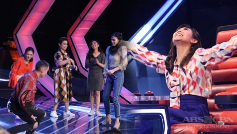 PICTURES! The hilarious behind-the-scenes you didn't see at Day 9 of Blind Auditions | The Voice Teens 2020