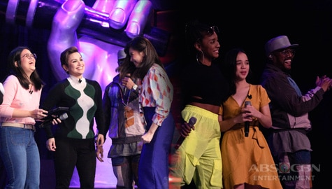 PICTURES! Here's what happened behind-the-scenes at Day 11 of Blind Auditions   The Voice Teens 2020