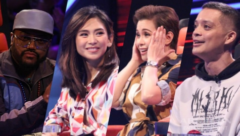 PICTURES! What happened to Day 13 of Blind Auditions | The Voice Teens 2020