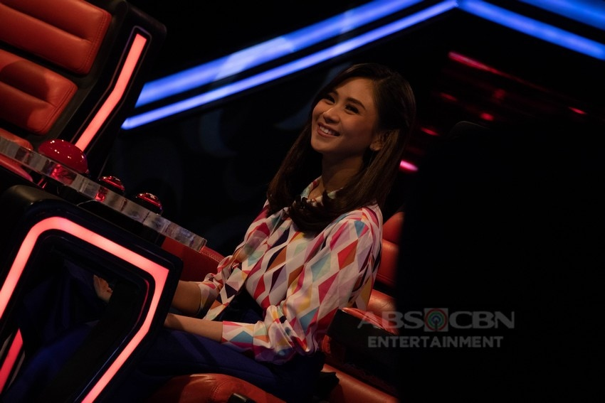 PICTURES! Take an exclusive look behind the scenes at Day 16 of Blind Auditions | The Voice Teens 2020