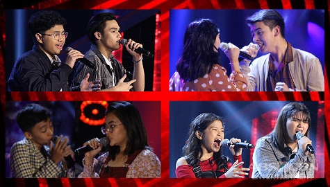PICTURES! Here's everything you missed at Day 7 of Battle Rounds | The Voice Teens 2020