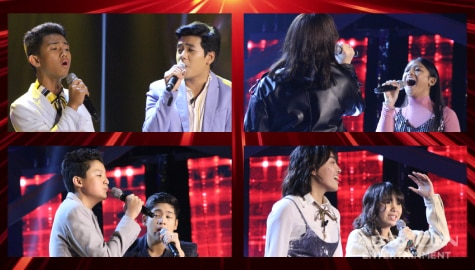 PICTURES! All the behind-the-scene moments you missed at Day 8 of Battle Rounds | The Voice Teens 2020