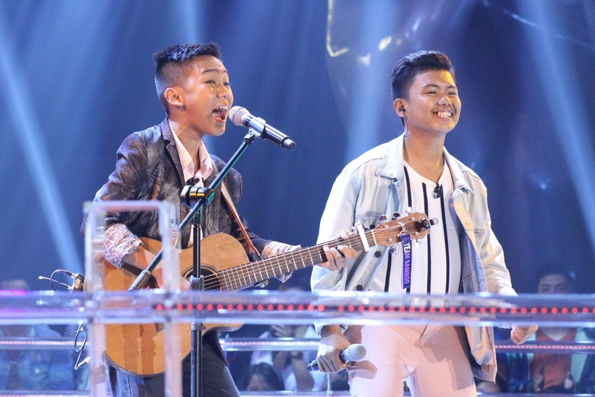PICTURES! The hilarious behind-the-scenes you didn't see at Day 6 of Battle Rounds | The Voice Teens 2020