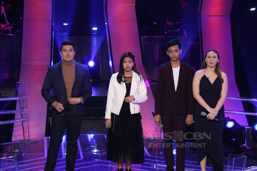 PICTURES! Take an exclusive behind-the-scenes at FamiLea's Knockout Round | The Voice Teens 2020