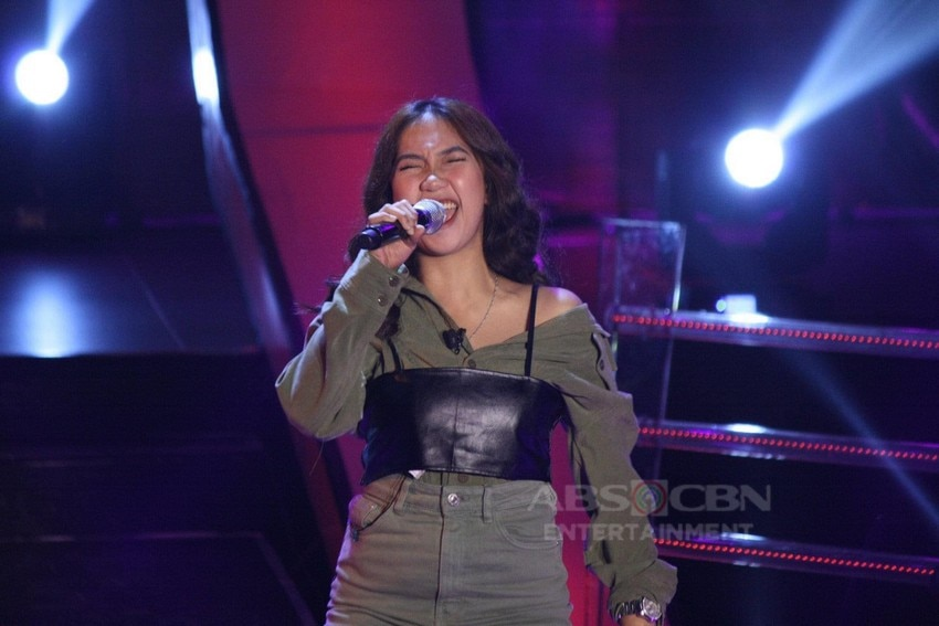 PICTURES! Here's behind-the-scenes you didn't see at Kamp Kawayan's Knockout Round | The Voice Teens 2020