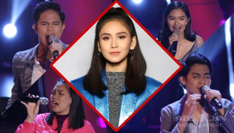 PICTURES! All the behind-the-scenes you missed at Team Sarah's Knockout Round | The Voice Teens 2020
