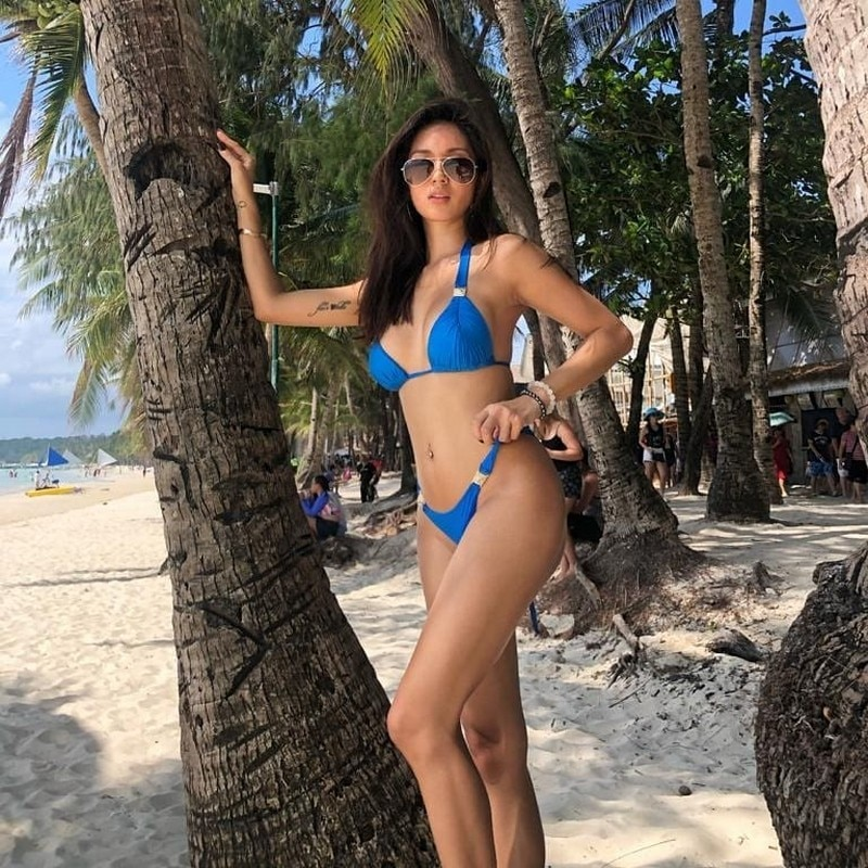 """Proud Morena! These photos of Roxanne Barcelo proved that she's definitely the """"Sexy Kontra Diva ng Makati"""""""