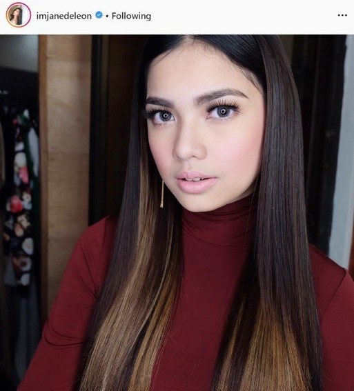 Stunning photos of Jane De Leon