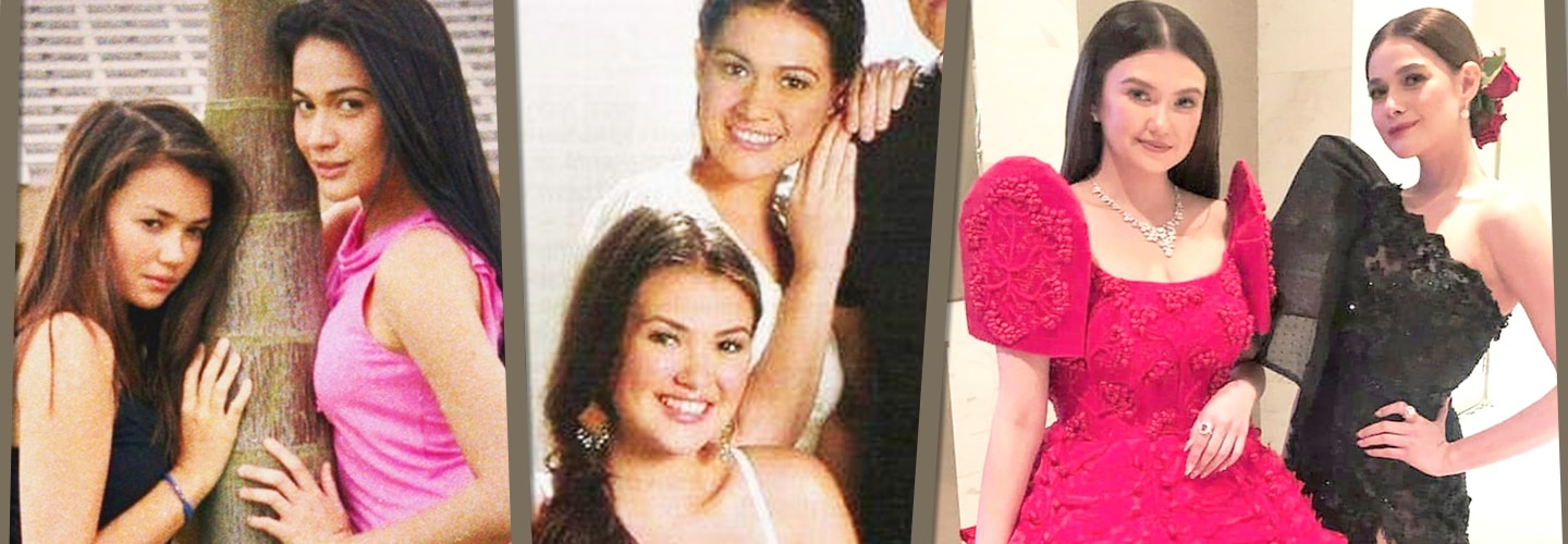 Check out these photos of Bea Alonzo and Angelica Panganiban's friendship through the years!