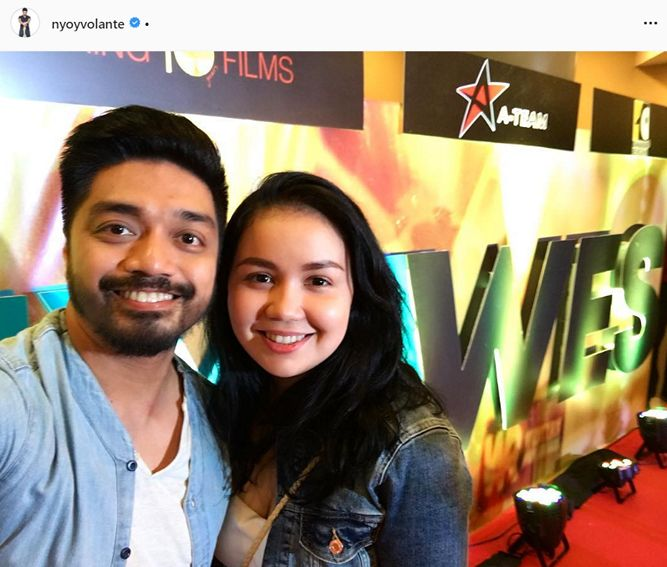 Meet the lovely wife of Nyoy Volante