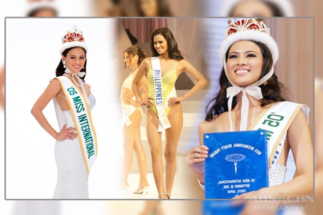 THROWBACK: Check out these photos of Precious Lara Quigaman's reign as Miss International 2005!
