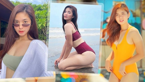 loisa andalio beautiful sexy photos