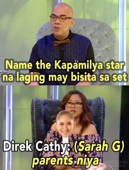 Times celebrities mentioned Sarah