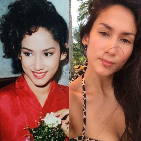 Ina Raymundo: Then and Now