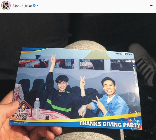 friendship of Fumiya and Yamyam after PBB