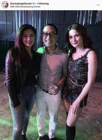 Angel Locsin Angelica Panganiban Anne Curtis Bea Alonzo friendship photos