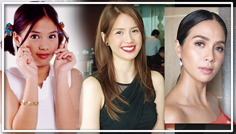 36 years old na siya? Check out these photos of Kaye Abad that proved she's aging gracefully!