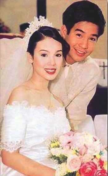 IN PHOTOS: The beauty of Claudine Barretto through the years