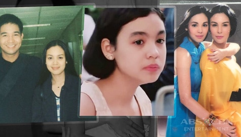 Claudine Barretto's Throwback Photos