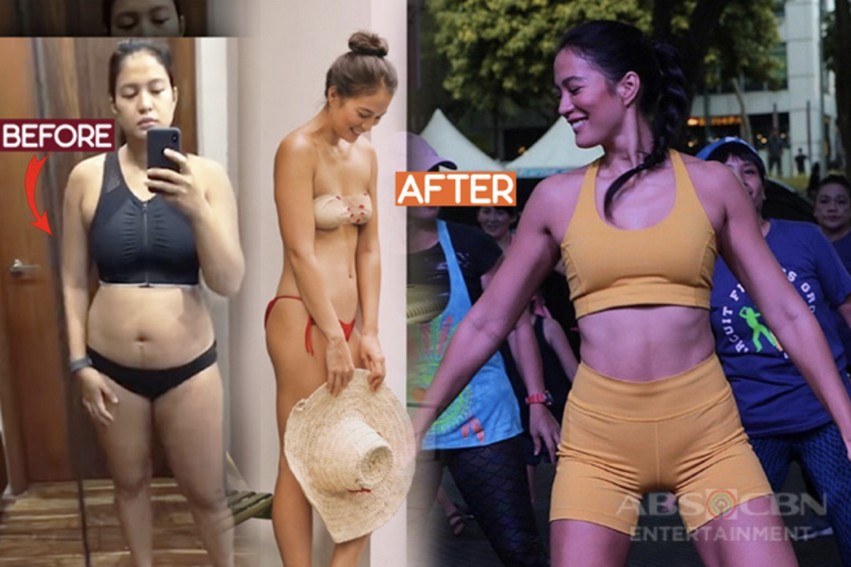 No pain, no gain! These photos of Isabelle Daza will inspire you to start your fitness journey