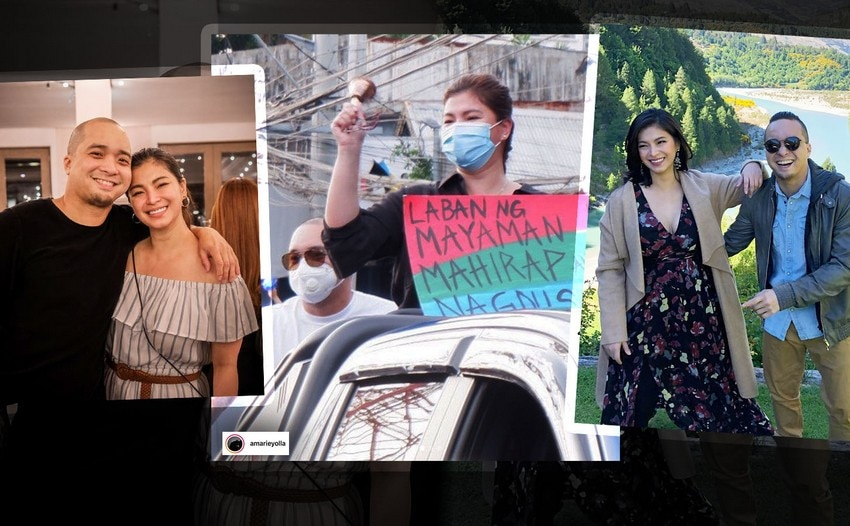 These photos of Angel Locsin & Neil Arce that show 'forever is here to stay'