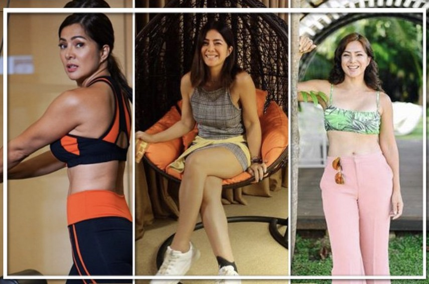 Staying sexy at 50: Alice Dixson proves that age is just a number in these photos!