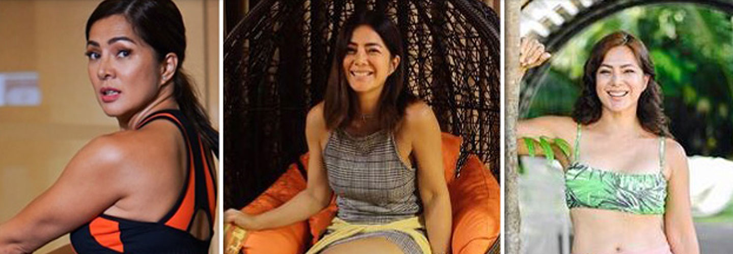 Check out Alice Dixson's photos of her unfading beauty!
