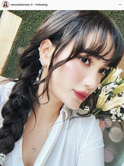 Times Arci Munoz flaunted her chest piercing!