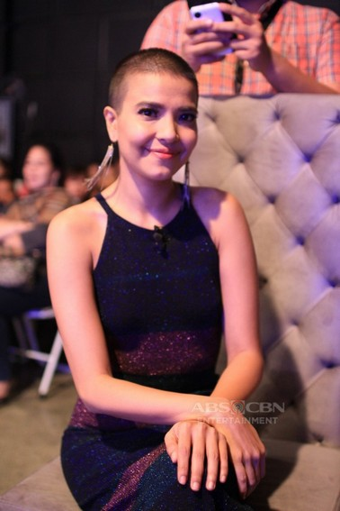 """I'm not crazy!"" Alessandra De Rossi sports semi-bald hairstyle for a movie role"