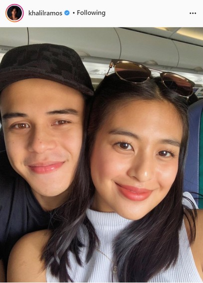 Khalil and Gabbi's love-filled photos