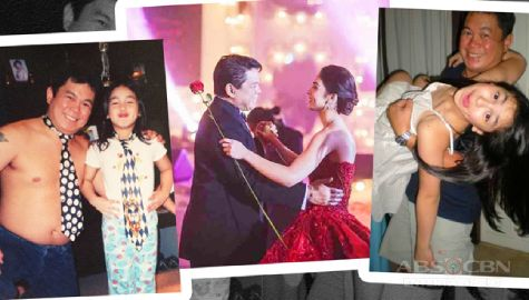 LOOK: 21 Photos of Dennis Padilla's treasured moments with his daughter Julia Barretto