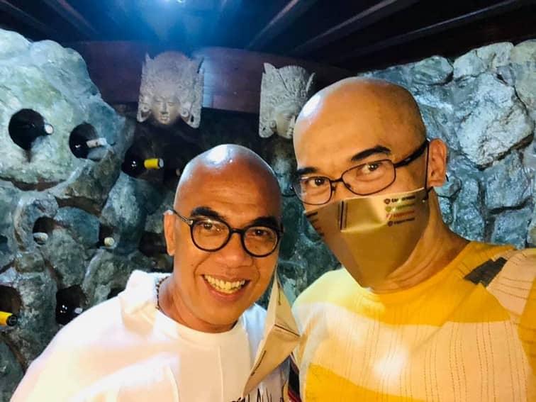 Tito Boy's precious moments with his longtime partner Bong