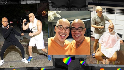 Boy Abunda sharing three decades of love with boyfriend Bong