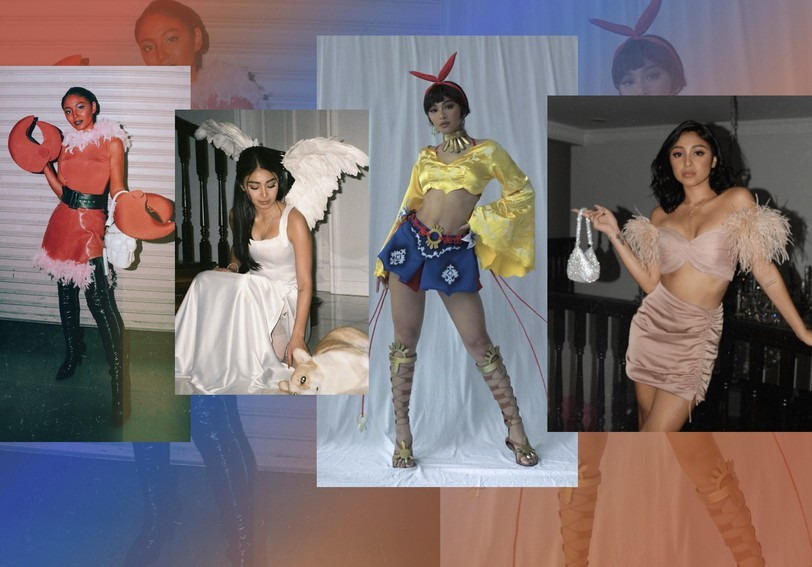 LOOK: 16 Photos of Nadine Lustre slaying her iconic outfits
