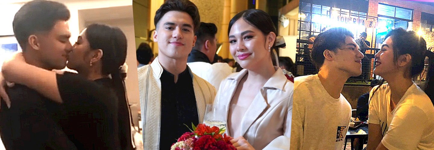 LOOK: 13 Photos of Markus Patterson with the love of his life Janella Salvador