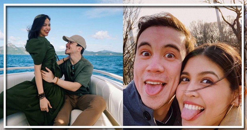2 years and counting! Check out these photos of Arjo Atayde's sweet moments with Maine Mendoza