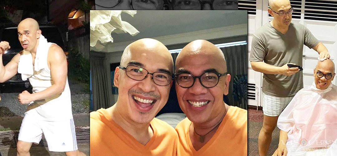 IN PHOTOS: Boy Abunda sharing three decades of love with boyfriend Bong