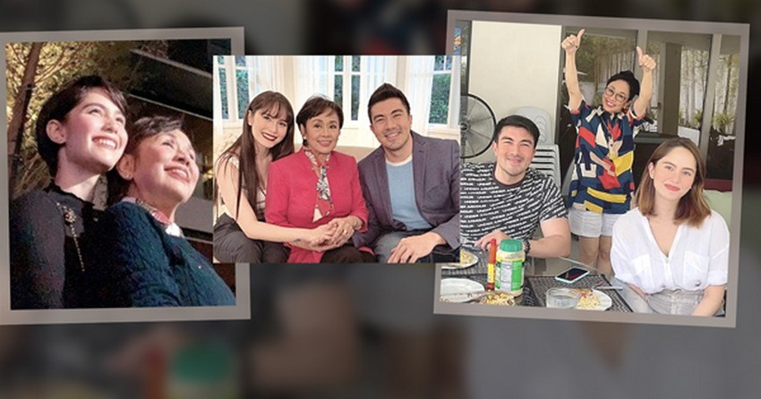 IN PHOTOS: Meet the most special women in Luis Manzano's life
