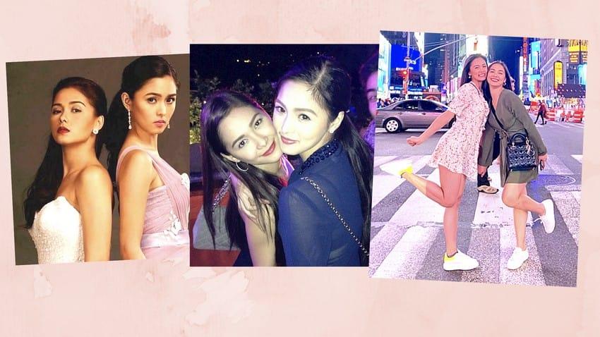 Kim Chiu and Maja Salvador's friendship