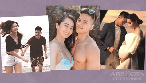 LOOK: 31 photos of Vin Abrenica with her soon-to-be wife!