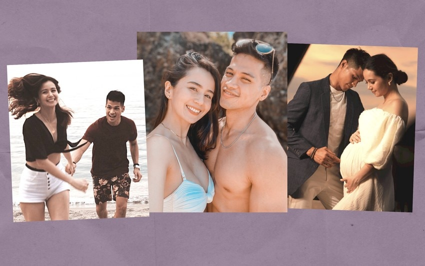IN PHOTOS: Vin Abrenica's sweetest moments with the woman he can't live without!