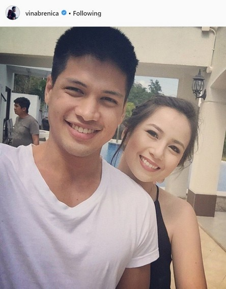 IN PHOTOS: Vin Abrenica's sweetest moments with the woman he can't live without!pppppppppppppppppppppppppppppppppppppp