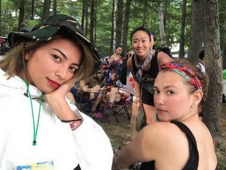 IN PHOTOS: Angelica Panganiban's beautiful friendship with Glaiza de Castro