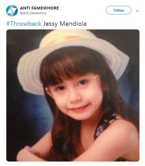 THEN-AND-NOW: Take a look at Jessy Mendiola's childhood photos that showcased her natural beauty!