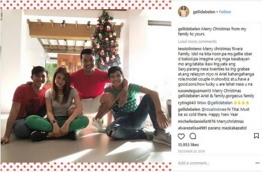 Gelli De Belen Ariel Rivera photos proved power couple