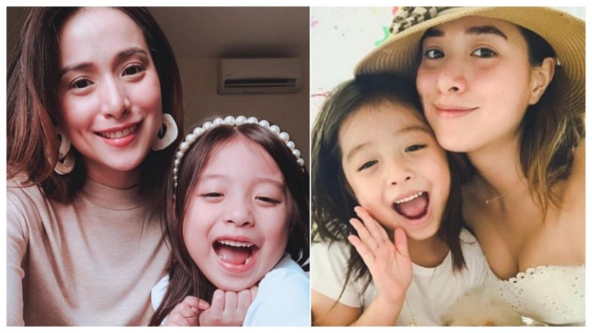 Tubig at langis cristine reyes amarah baby daughter Irene
